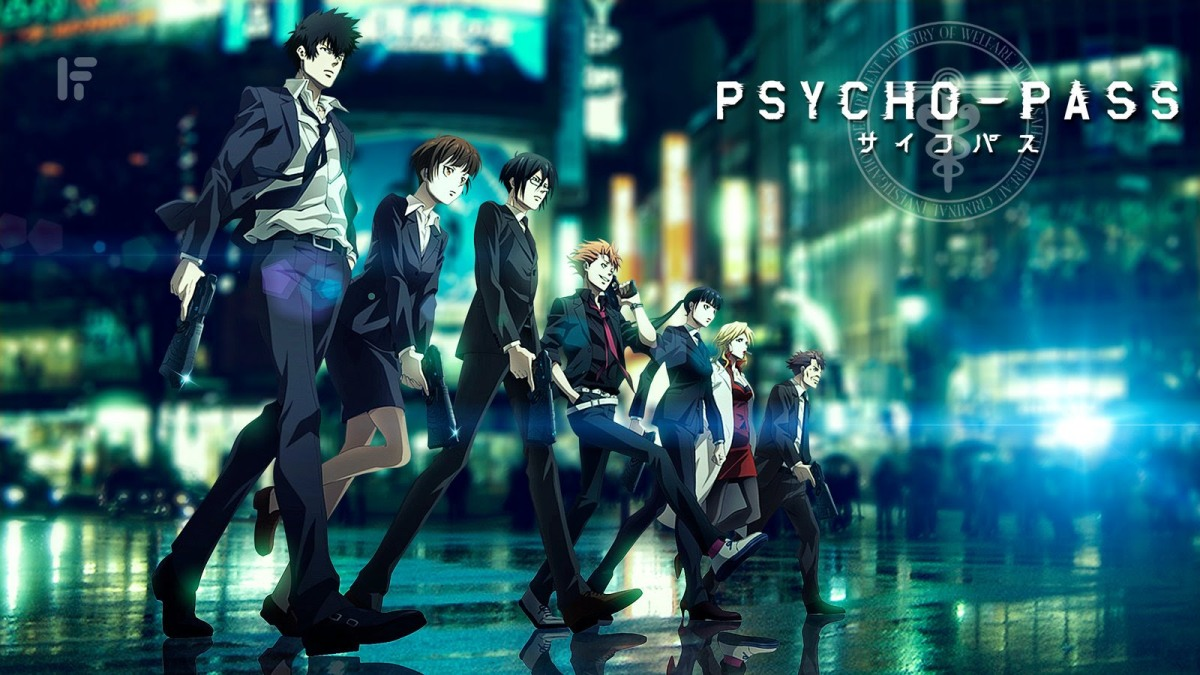 Psycho Pass: How to Measure Criminality?