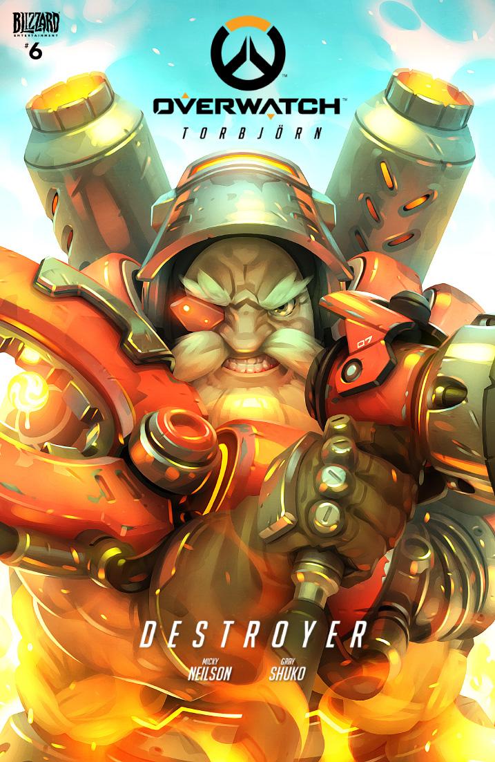 overwatch_torbjorn_comic_cover_by_grayshuko-da6p3ta