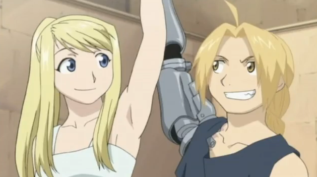 edward_and_winry_by_xwomiex