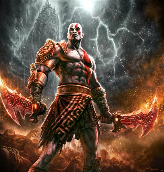 Kratos_epic